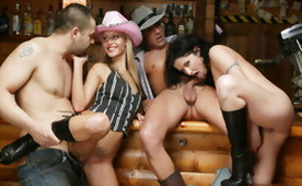 Proof That Cowboys Does Not Fuck Girls Only In Cowgirl Pose