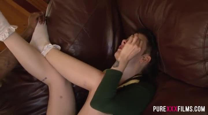 Petite young mom pussy