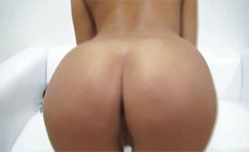 Teen with Such A Hot Ass Certainly Will Become Porn Star