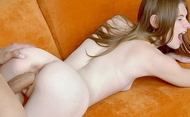 Teenage Girl Hard Fucked Her Amazing Sexy Ass