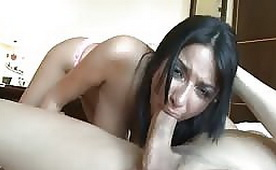 Rough and Painful Fucked Busty French Babe
