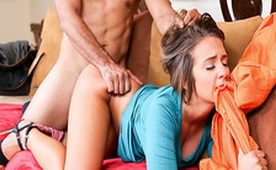 Daughter Swap - Hardcore Fucking Hot Babe By Horny Dude