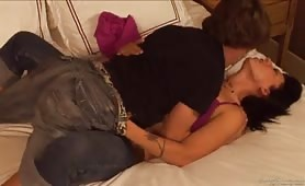 Lonely Mom Needs a Young Horny Dick and Got Him
