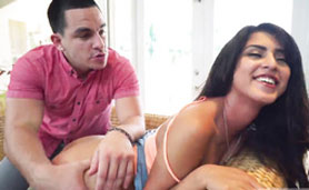 Sophia Leone XXX - Preparing Latina Pussy for Hardcore Banging