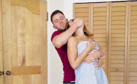 Sexual Domination Over Adriana Chechik In Her Bedroom
