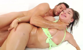 Big Round Ass Abella Danger Loves Getting Banged Rough and Hard